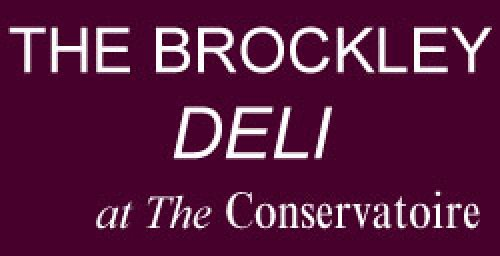 The Brockley Deli at the Conservatoire