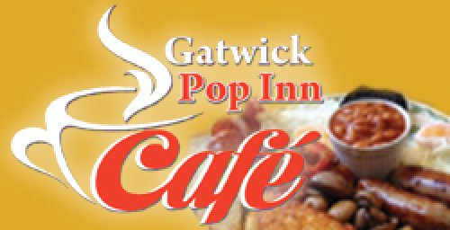 Gatwick Pop Inn Cafe