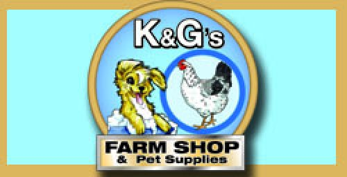 K & G Farm Shop and Pet Supplies