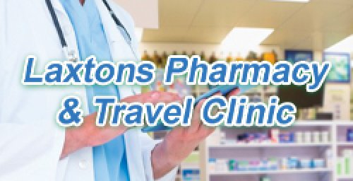 Laxtons Pharmacy & Travel Clinic