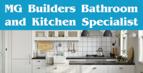 MG Builders Bathroom and Kitchen Specialist