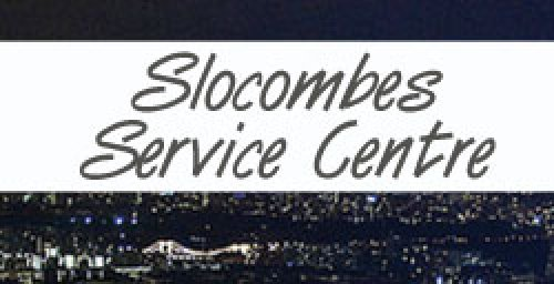 Slocombes Service Centre