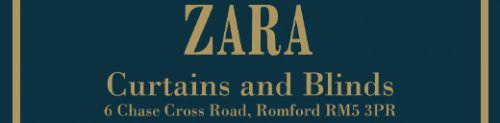 Zara Curtains & Blinds